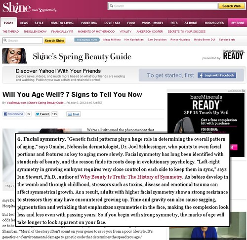 Shine Magazine - Will You Age Well? 7 Signs to Tell You Now