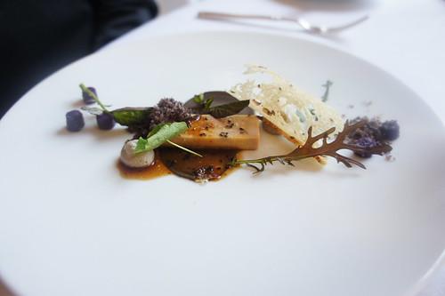 2nd Course: Foie Gras