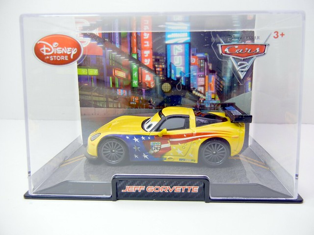 disney store cars 2  jeff gorvette (1)