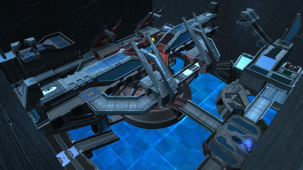 Screenshot of The Halo Battle Grid 1.0