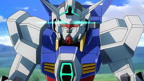 Gundam AGE Episode 17  Friendship and Love and Mobile Suits Youtube Gundam PH (16)