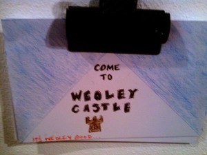 Come to Weoley Castle, It's Weoley Good