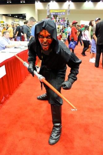 Darth Maul - MegaCon 2012