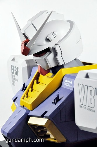 MSG RX-78-2 Bust Type Display Case (Mobile Suit Gundam) (37)