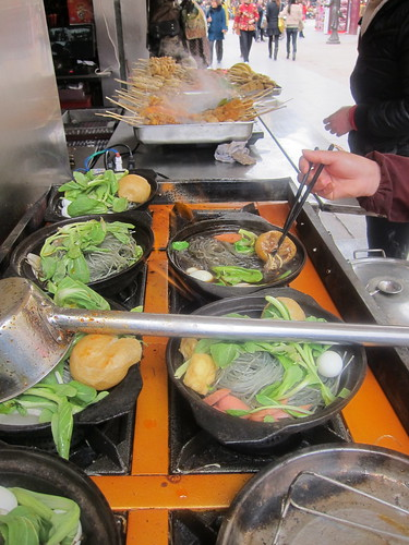 Nanjing street cuisine by goheelz