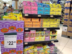 Peeps and other Easter confections, Cold Storage, 112 Katong