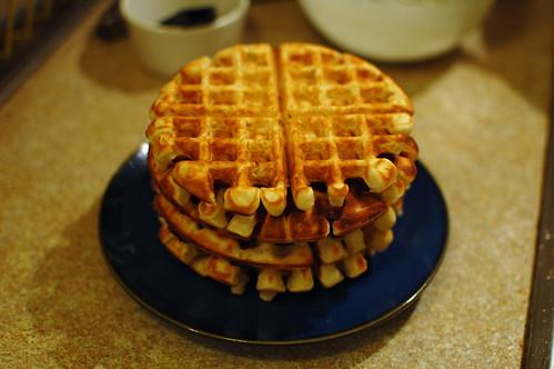 Stack o' Waffles