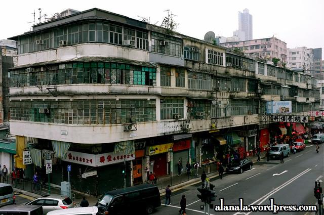 Berwick Street, Hong Kong