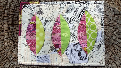 Amazing Mug Rug made by Nylia2011 by ruthiequilts