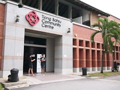 Tiong Bahru Community Centre, Oh! Open House 2012 - Occupy Tiong Bahru
