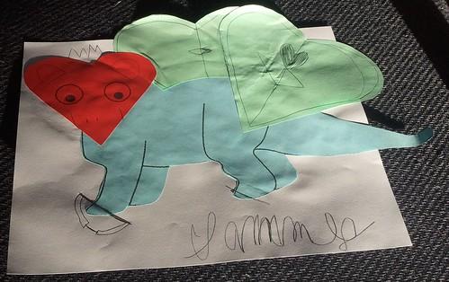 S7's Dino Valentine