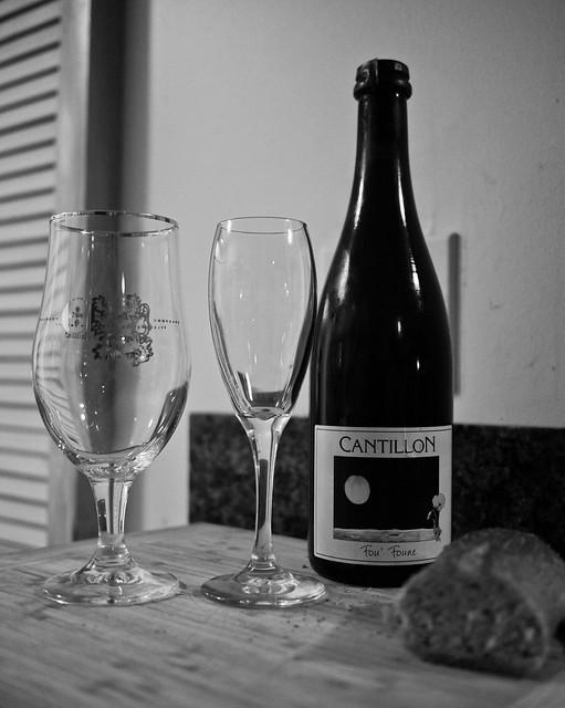 Cantillon Fou' Foune - Bottled August, 2011