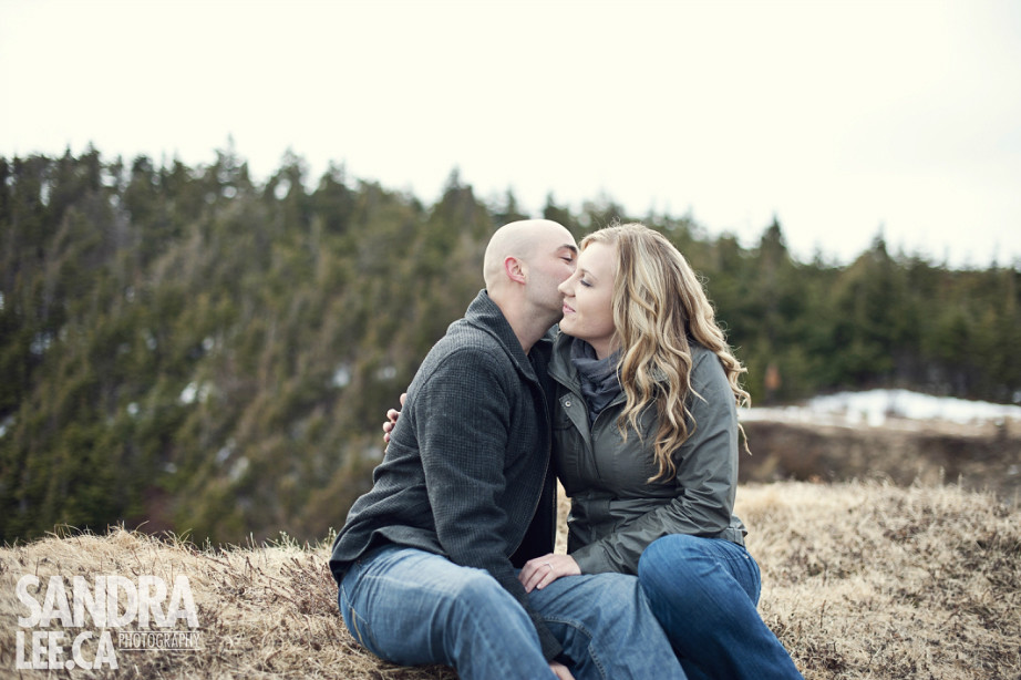 Adam + Stephanie :: Red Cliff Engagement Shoot