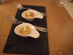 Amuse bouche, Tanjong Beach Club