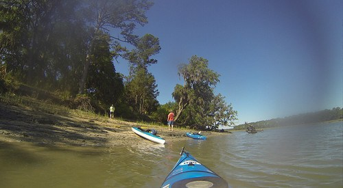May River Paddling with Lowcountry Unfiltered-118