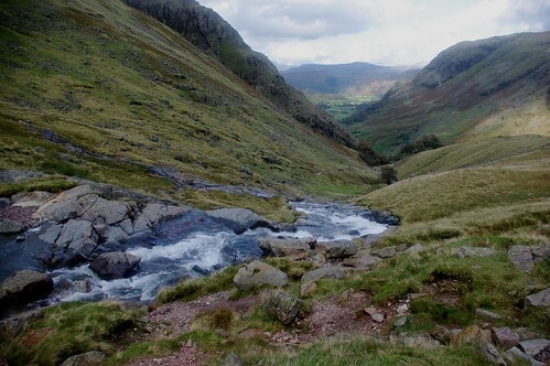 20110924-24_Styhead Gill drop towards Seathwaite + Borrowdale by gary.hadden