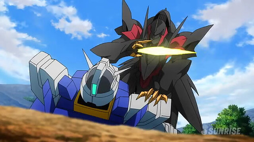 Gundam AGE Episode 17  Friendship and Love and Mobile Suits Youtube Gundam PH (24)