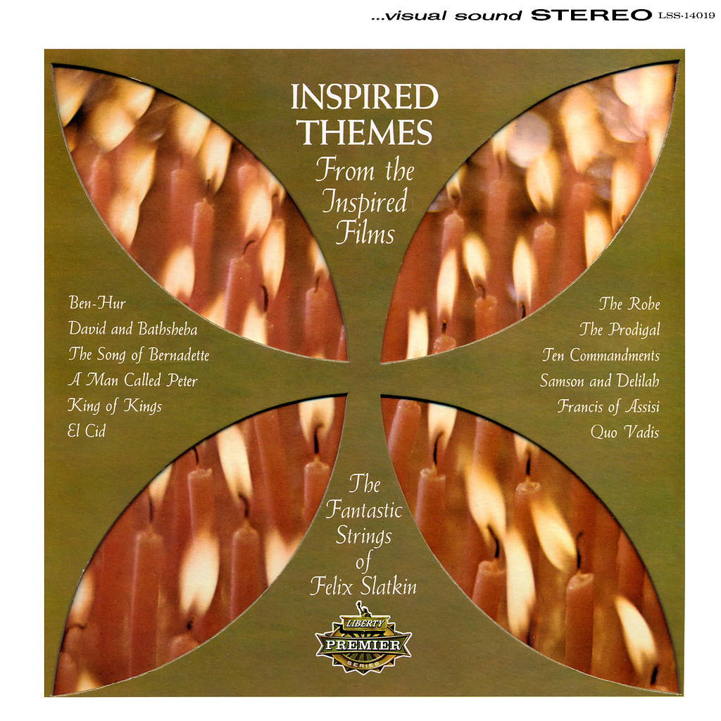 Felix Slatkin - Inspired Themes from the Inspired Films