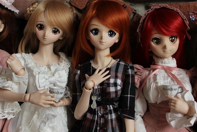 Mélisande, Asuka & Yoko