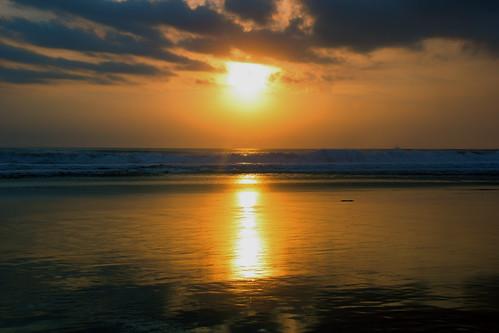 Bali Sunset by vishangshah