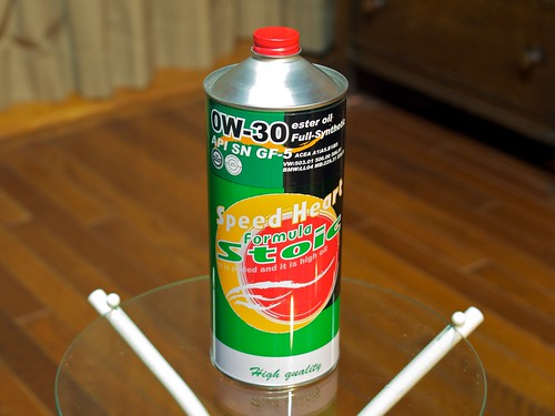 Speed Heart Formula Stoic 0W-30