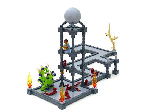 Nightmare by Legohaulic