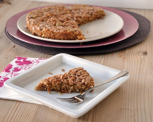 Apple Quinoa Cake