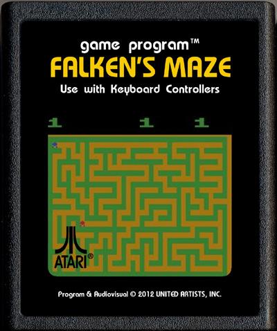 Falken's Maze