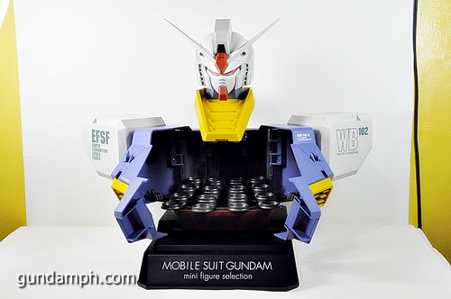 MSG RX-78-2 Bust Type Display Case (Mobile Suit Gundam) (40)
