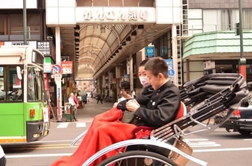 Asakusa-ish Afternoon