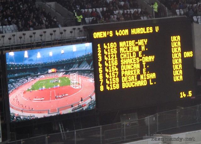 Olympics Stadium - 5th May, 2012 (50)
