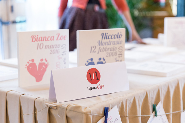 Uno di Uno al Baby Shower Party