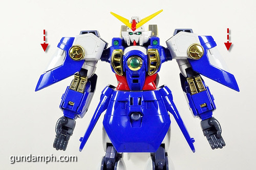 1-60 DX Wing Gundam Review 1997 Model (50)