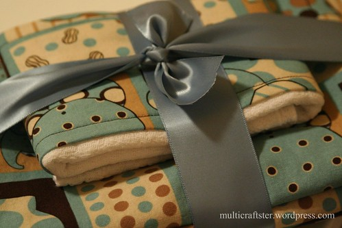 Elephant Blanket Gift Set