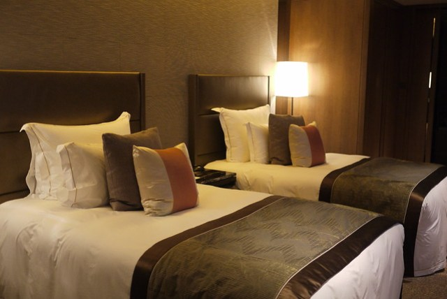 Day2@HK Ritz Carlton Hotel