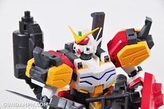 MG 1-100 Gundam HeavyArms EW Unboxing OOTB Review (72)