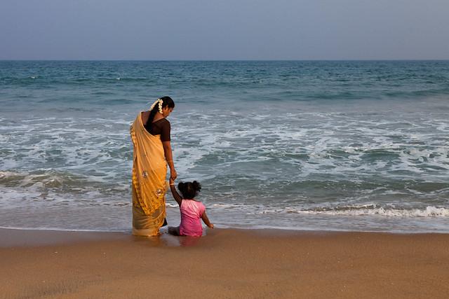 Beach, Mamallapuram