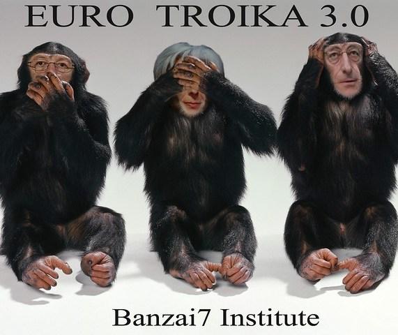 EURO TROIKA 3.0 (With Limerick King)