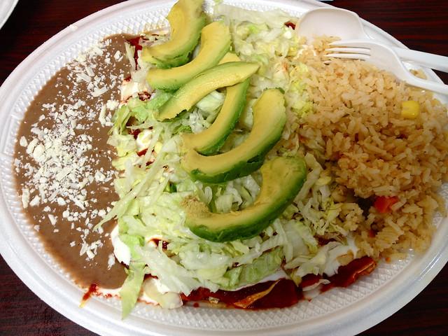 [49/366] Enchiladas
