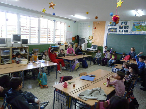 Democracia en la escuela y participación del alumnado
