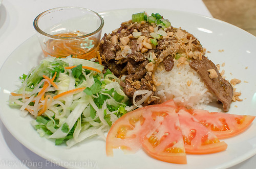 Grilled Lemongrass Beef
