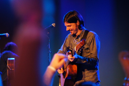 The Avett Brothers, Racing the Cure, Kings, Raleigh NC, 03/23/12