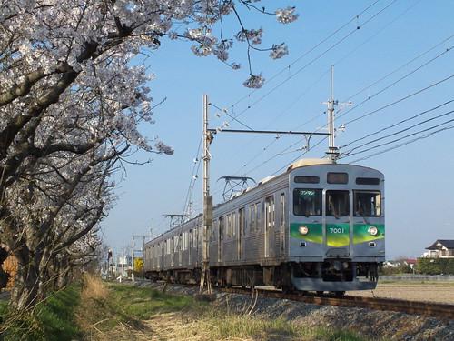 7001F @武州荒木〜東行田