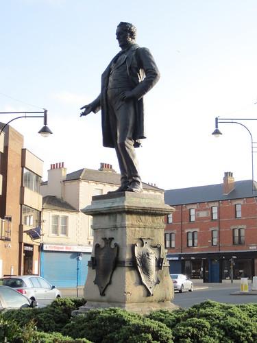 Ralph Ward Jackson, Hartlepool