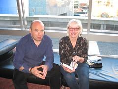 A.D. Miller and Roberta
