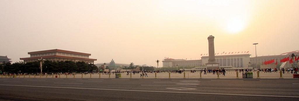 Tien'anmen Square 02