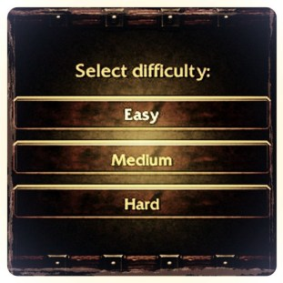 Levels of Difficult