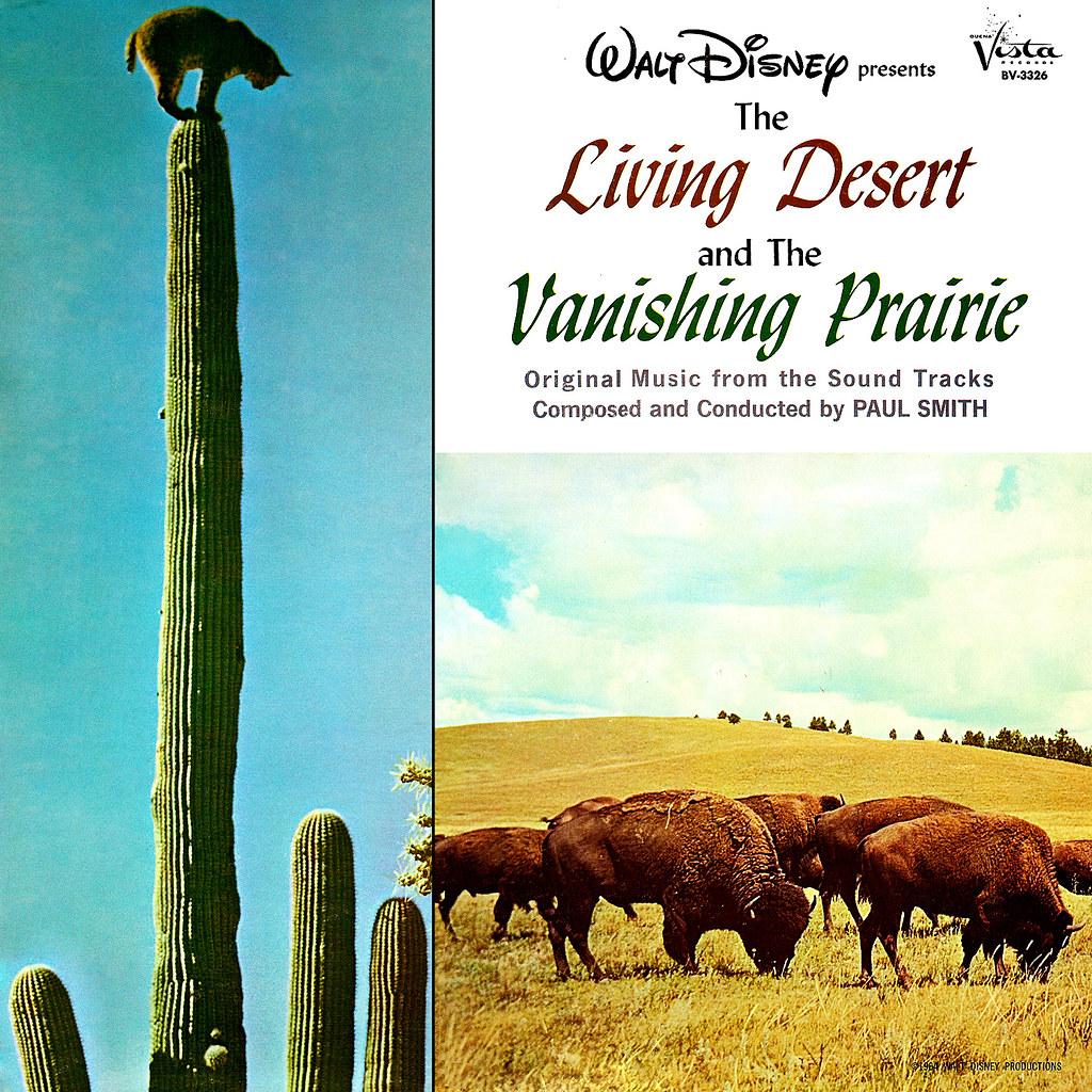 Paul J. Smith - The Living Desert / The Vanishing Prairie