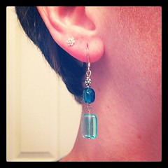 Earrings #somethingimade #photoadaymay