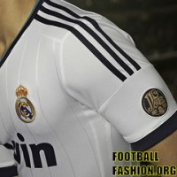 Real Madrid adidas 2012/13 Home and Away Soccer Jerseys / Football Kits / Camisetas